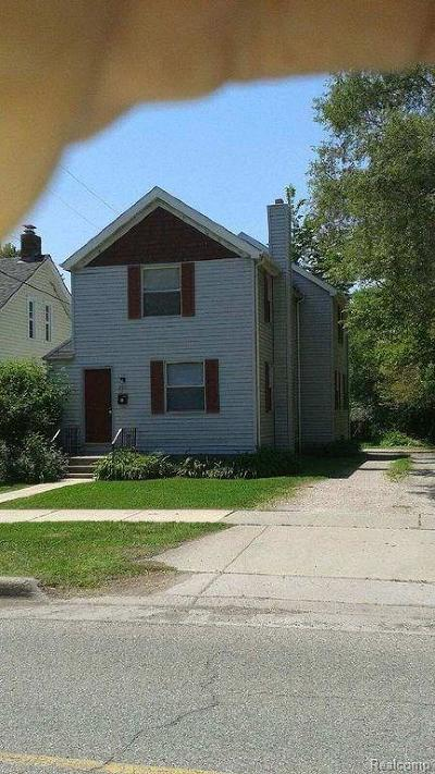 Ypsilanti Single Family Home For Sale: 201 N Summit Street