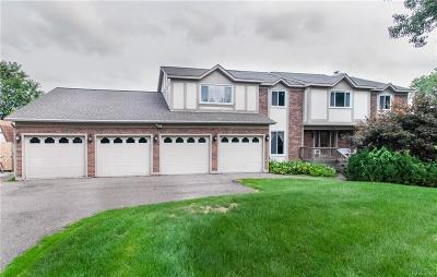 Wolverine Lake Vlg Single Family Home For Sale: 272 Wolverine Drive