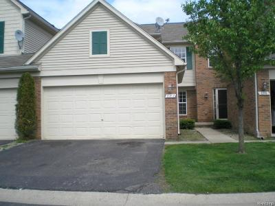 Dearborn Heights Condo/Townhouse For Sale: 177 Legacy Park Cir