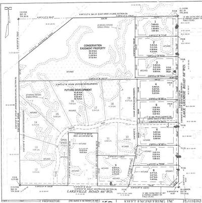 Addison Twp Residential Lots & Land For Sale: Vac 1 Lake George