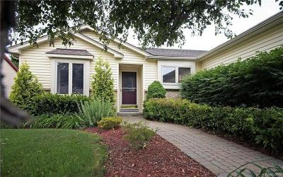 Macomb County, Oakland County, Wayne County Single Family Home For Sale: 42745 Colling Drive