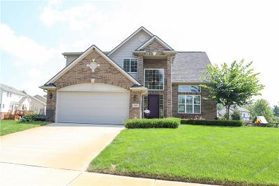 Commerce Single Family Home For Sale: 1691 Trace Hollow Drive