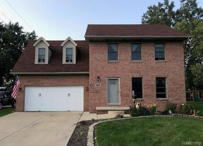Trenton Single Family Home For Sale: 3860 Cora Avenue