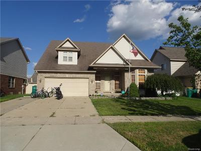 Brownstown, Brownstown Twp Single Family Home For Sale: 24355 Curt Drive