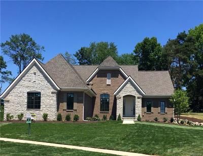 Single Family Home For Sale: 16463 Constance Court