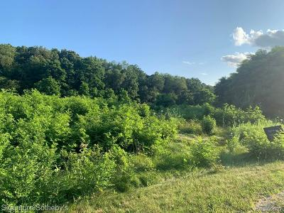 Hartland Twp Residential Lots & Land For Sale: Vacant Cattle Drive