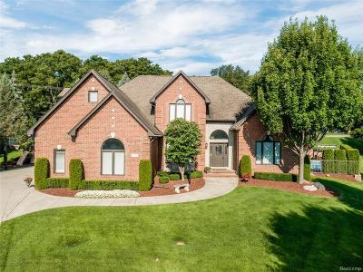 Washington Twp Single Family Home For Sale: 5910 Lakepoint Court