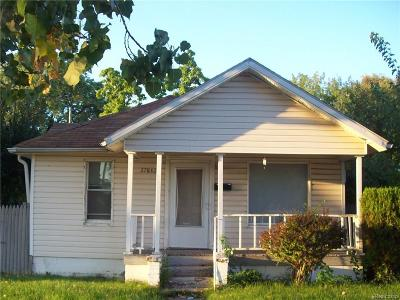 Inkster Single Family Home For Sale: 27842 Carlysle Street