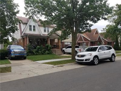 Dearborn Single Family Home For Sale: 6860 Appoline Street