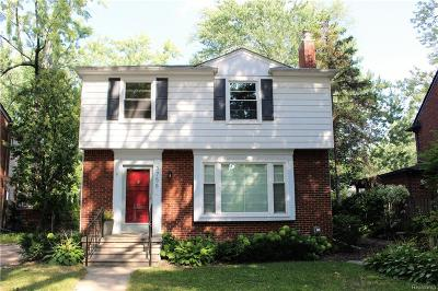 Berkley Single Family Home For Sale: 3758 Cumberland Road