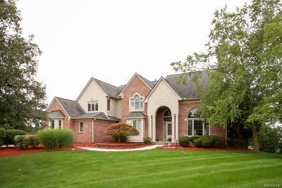 Single Family Home For Sale: 49991 Fuller Court