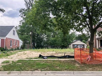 Birmingham Residential Lots & Land For Sale: 1912 Washington Boulevard