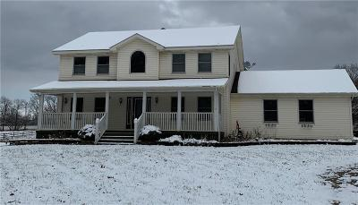 Single Family Home For Sale: 2987 Wilder Road