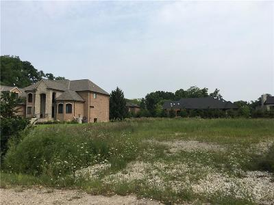 West Bloomfield Twp Residential Lots & Land For Sale: 2682 Walnut Lake Road