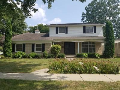 Riverview Single Family Home For Sale: 20101 Coachwood Road