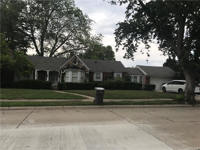 Dearborn Single Family Home For Sale: 23000 Hollander Street