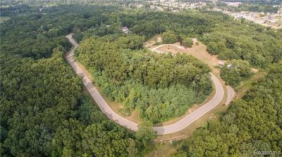 Holly Twp MI Residential Lots & Land For Sale: $74,900