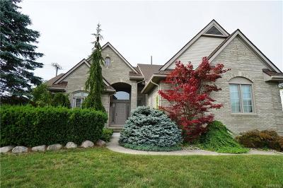 Plymouth Single Family Home For Sale: 9088 Countrywood Drive