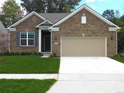 Canton, Canton Twp Single Family Home For Sale: 4679 Bingham