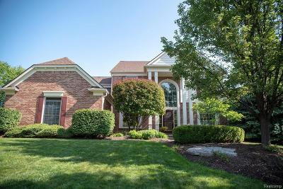 Oakland Twp Single Family Home For Sale: 4029 Wincrest Lane