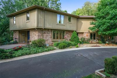 Single Family Home For Sale: 47658 Norton