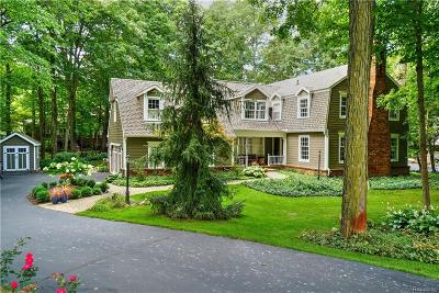 Northville Twp Single Family Home For Sale: 18225 Edenderry Street