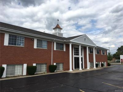 Troy Commercial Lease For Lease: 2820 W Maple Road #124
