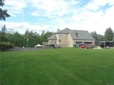 Novi Single Family Home For Sale: 20825 Meadowbrook Road