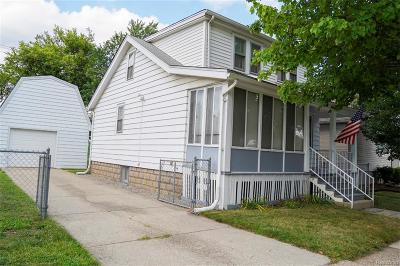 Wyandotte Single Family Home For Sale: 318 Clinton Street