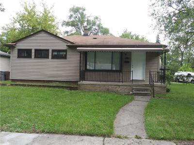 Inkster Single Family Home For Sale: 28112 Rosewood Road