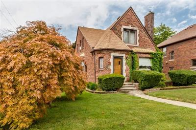 Dearborn Single Family Home For Sale: 7801 Freda Street