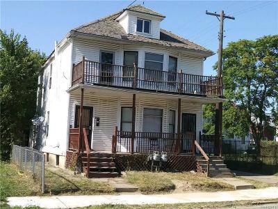 Detroit Single Family Home For Sale: 9405 Navarre Street