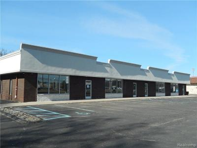 Waterford Twp Commercial Lease For Lease: 4179 Highland Road