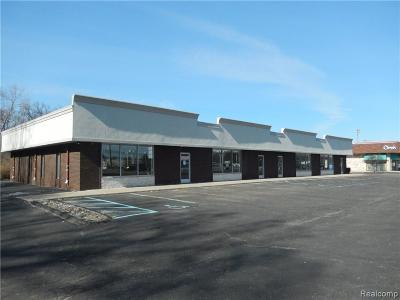 Waterford Twp Commercial Lease For Lease: 4181 Highland Road