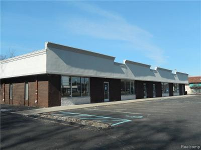 Waterford Twp Commercial Lease For Lease: 4185 Highland Road Road