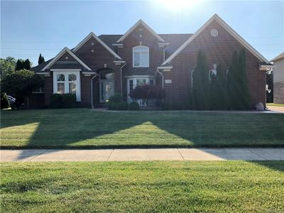 Sterling Heights Single Family Home For Sale: 43497 Fireberry Drive