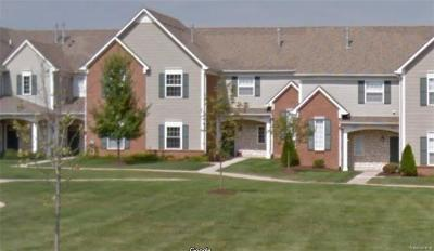 Shelby Twp Condo/Townhouse For Sale: 2239 Marissa Way Way