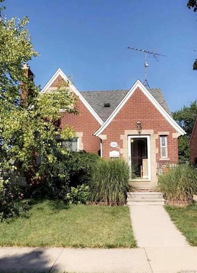 Wyandotte Single Family Home For Sale: 1880 18th Street