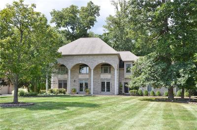 Grosse Ile, Gross Ile, Grosse Ile Twp Single Family Home For Sale: 24356 Parke Lane