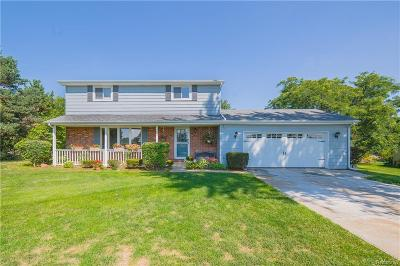 Oxford, Oxford Twp, Oxford Vlg Single Family Home For Sale: 3686 W Drahner Road