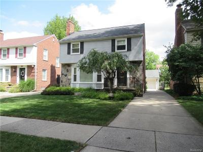 Dearborn Single Family Home For Sale: 452 Fort Dearborn Street