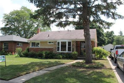 Beverly Hills Vlg Single Family Home For Sale: 16915 Buckingham Avenue