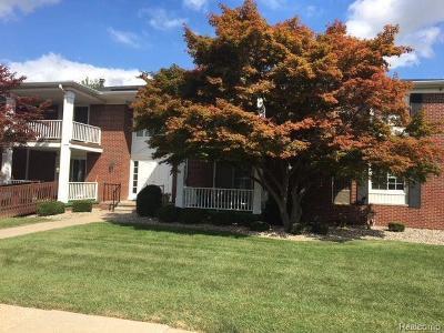 Trenton Condo/Townhouse For Sale: 1744 Harrison Avenue #C - 5