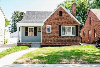 Dearborn Single Family Home For Sale: 642 N Waverly Street
