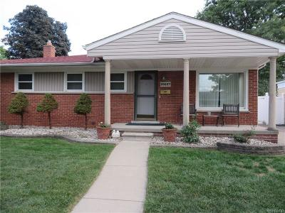 Westland Single Family Home For Sale: 29237 Brody