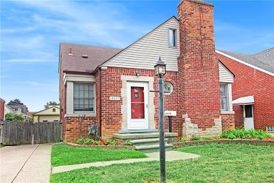 Southgate Single Family Home For Sale: 13227 Argyle Street