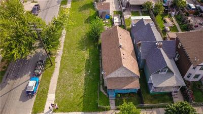 Detroit Residential Lots & Land For Sale: 1616 Dragoon Street