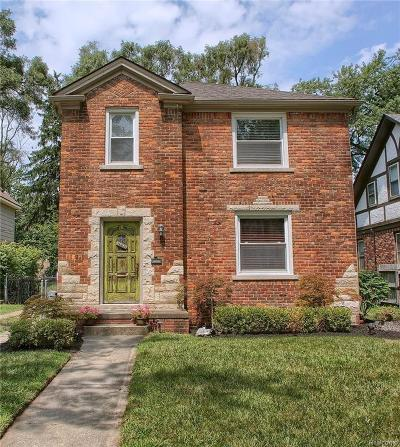 Ferndale Single Family Home For Sale: 628 W Cambourne Street