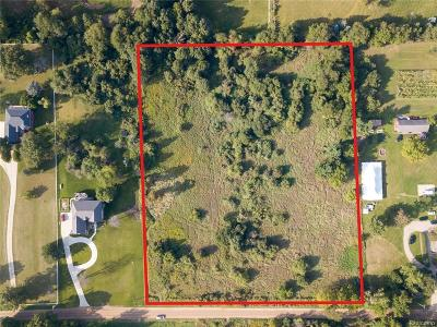 Oakland Twp Residential Lots & Land For Sale: Parks Road
