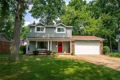 Beverly Hills Vlg Single Family Home For Sale: 16012 Birwood Avenue